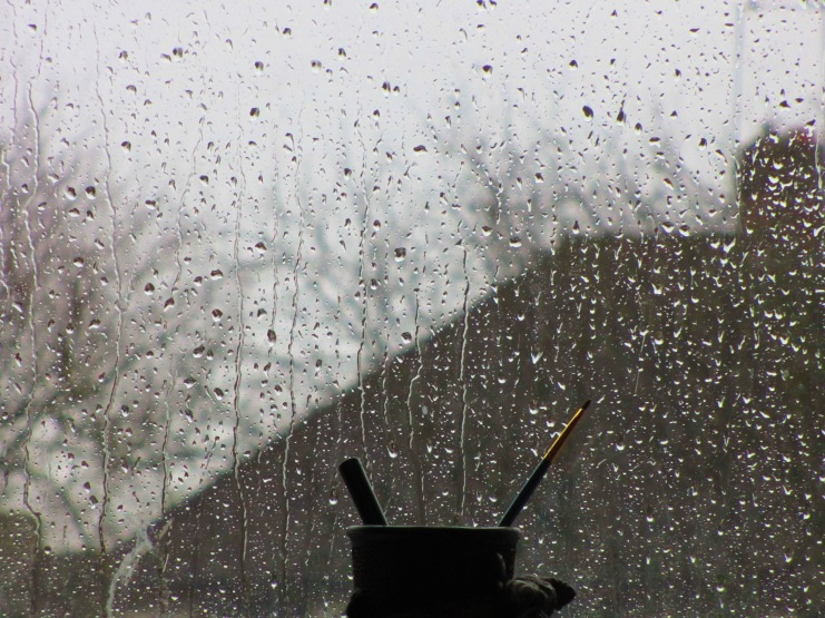 FaMFF- Rainy Days- www.superheroliving.blog